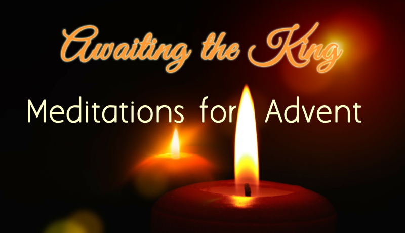 Awaiting the King – Part 2 graphic