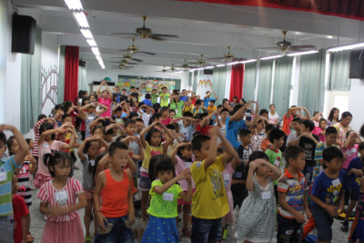 Kim Lawler – Seeing the Mission of God in Taiwan graphic