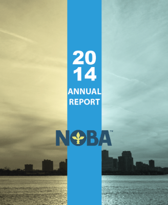 2014 Annual Report graphic
